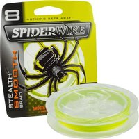 Spiderwire Stealth Smooth 8 Yellow 300M 15Lb/0,14Mm