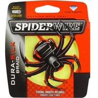 Spiderwire Dura-Silk 0.10Mm Yellow 137M
