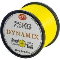 WFT Round Dynamix gelb 14 KG 1000 m