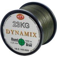 WFT Round Dynamix grün 32 KG 1000 m