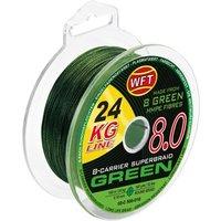 WFT KG 8.0 green 600m 24KG 0,18