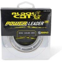 Black Cat Power Leader 100kg 220lbs 1,20mm 20m