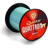 Quantum 0,331mm Quattron PT 3000m 9,50kg transparent