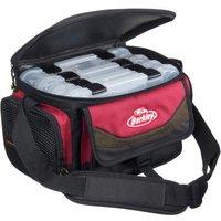 Berkley System Bag Red-Black + 4 boxes