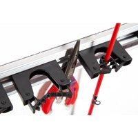 Iron Claw Wall Rod+Tool Organizer