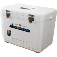 WFT Multicooler 28L white with 4 Rodholder