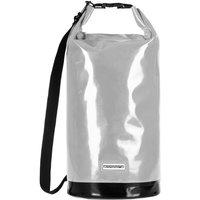 Wasserdichter Seesack Packsack 20 Liter - grau - 20 Liter   Grau