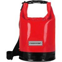 Wasserdichter Seesack Packsack 5 Liter - rot - 5 Liter   Rot