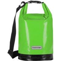 Wasserdichter Seesack Packsack 10 Liter - grün - 10 Liter   Grün