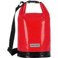 Wasserdichter Seesack Packsack 10 Liter - rot - 10 Liter   Rot