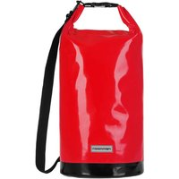 Wasserdichter Seesack Packsack 20 Liter - rot - 20 Liter   Rot