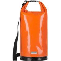 Wasserdichter Seesack Packsack 20 Liter - orange