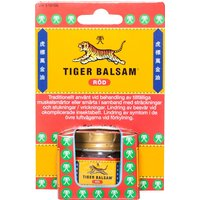 Tiger Balsam Röd Salva   Burk, 19,4g