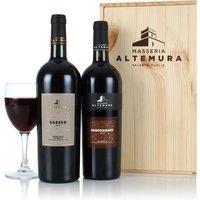Puglia Duo of Altemura Wines