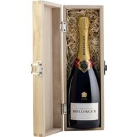 Bollinger Special Cuvee NV in wooden box