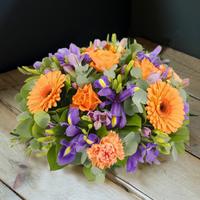 Fleur de Lys Funeral Posy