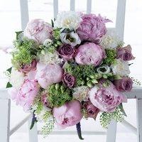 Lilac Rose & Peony