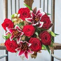 Magical Lily & Rose with Le Bois des Violettes Rose