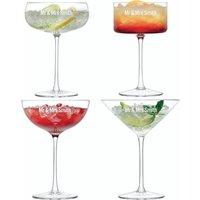 Personalised LSA Cocktail Set