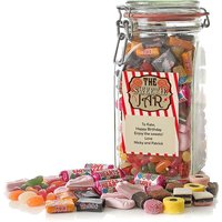 Personalised Goodie Jar