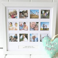 Personalised Special Occasion Photo Frame