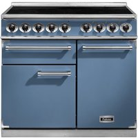 Falcon F1000DXEICA/N F1000 Deluxe Induction Range Cooker - BLUE