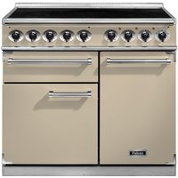 Falcon F1000DXEICR/C F1000 Deluxe Induction Range Cooker - CREAM