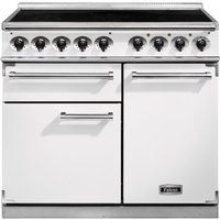 Falcon F1000DXEIWH/N F1000 Deluxe Induction Range Cooker - WHITE
