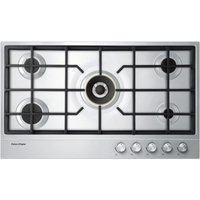 Fisher Paykel CG905DLPX1 90cm LPG Gas Hob - STAINLESS STEEL