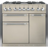 Mercury MCY1000DFOY 93180 100cm Dual Fuel Range Cooker - OYSTER