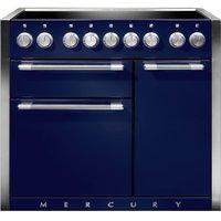 Mercury MCY1000EIBB 100cm Induction Range Cooker - BLUEBERRY