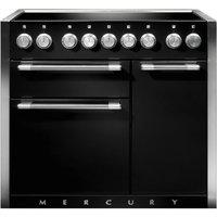Mercury MCY1000EILQ 100cm Induction Range Cooker - LIQUORICE