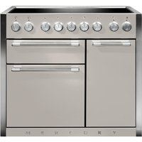 Mercury MCY1000EIOY 100cm Induction Range Cooker - OYSTER