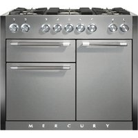 Mercury MCY1082DFSS 1082mm Dual Fuel Range Cooker - STAINLESS STEEL