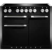 Mercury MCY1082EIAB 1082mm Induction Range Cooker - BLACK