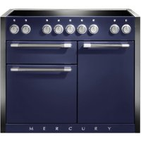 Mercury MCY1082EIBB 1082mm Induction Range Cooker - BLUEBERRY
