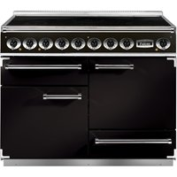 Falcon F1092DXEIBL/C 1092 Deluxe Induction Range Cooker - BLACK