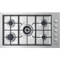 Fisher Paykel CG905DWNGFCX3 90cm 5 Burner Gas Hob - STAINLESS STEEL