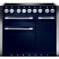 Mercury MCY1000EIIN 100cm Induction Range Cooker - INDIGO