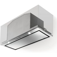 Faber INCA LUX 2.0 EV8 X A52 52cm Canopy Hood - STAINLESS STEEL