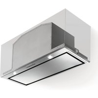 Faber INCA LUX 2.0 EV8 X A70 70cm Canopy Hood - STAINLESS STEEL