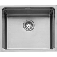 Caple AXL50 Axle 50 Single Bowl Sink - STAINLESS STEEL