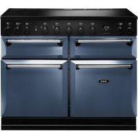 AGA Masterchef MDX110EIDAR Masterchef Deluxe 110cm Induction Range Cooker - DARTMOUTH BLUE