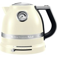 KitchenAid 5KEK1522BAC Artisan Variable Temperature Kettle - ALMOND CREAM