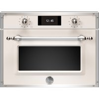 Bertazzoni F457HERVTAX Heritage Series Compact Steam Combination Oven - IVORY