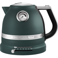 KitchenAid 5KEK1522BPP Artisan Variable Temperature Kettle - PEBBLE PALM