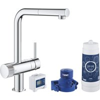 Grohe 30382000 Blue Pure Minta Filtered Water Tap - CHROME