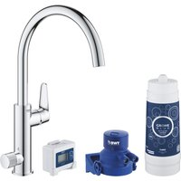 Grohe 30385000 Blue Pure Duo Filtered Water Tap - CHROME