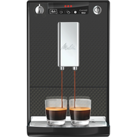 Melitta 6708696 Caffeo Solo Fully Automatic Bean To Cup Coffee Machine - BLACK