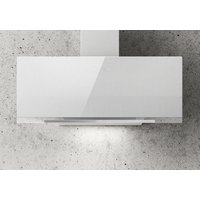 Elica APLOMB WHT 90 90cm Decorative Chimney Hood - WHITE